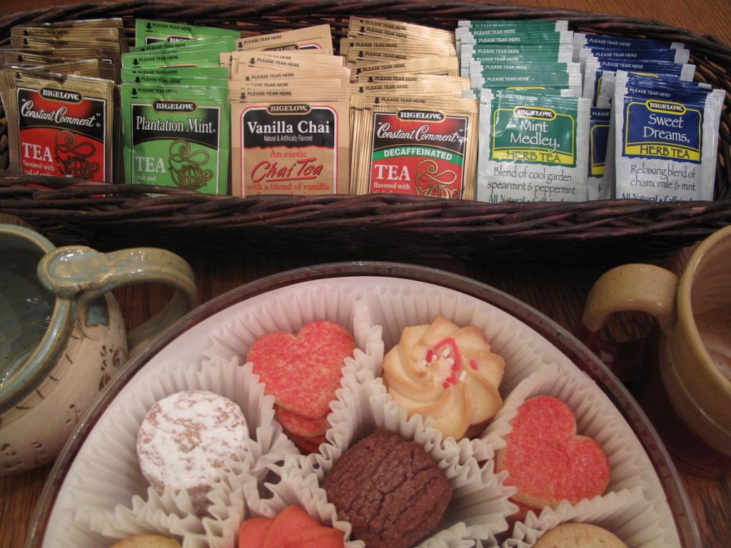 Bigelow Tea #AmericasTea