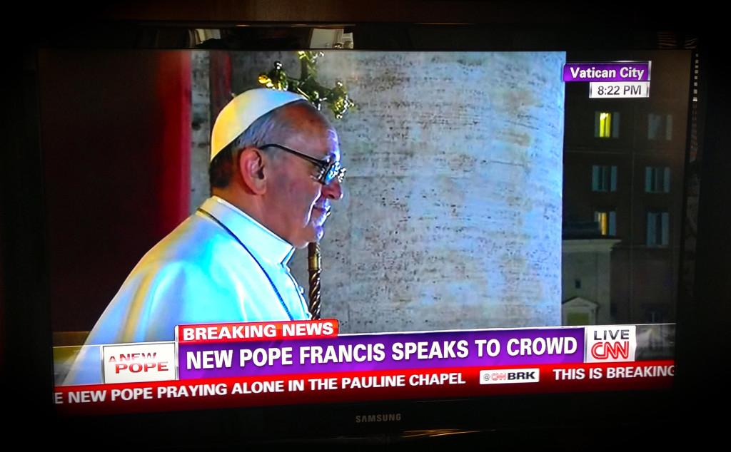 Pope Franscis I