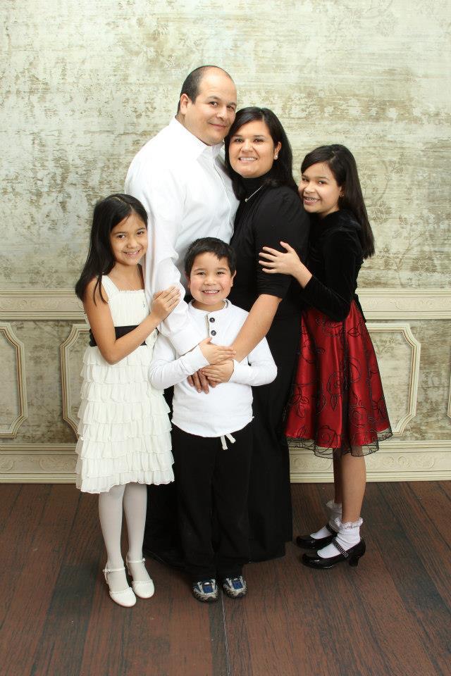 Lopez Family 2012