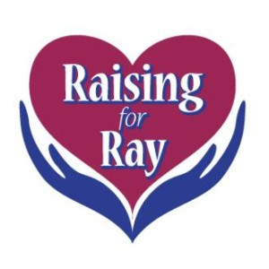 Raising for Ray logo