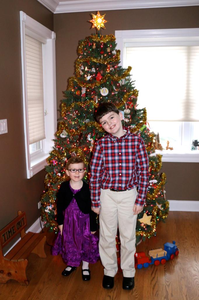 Sibs Christmas 2013