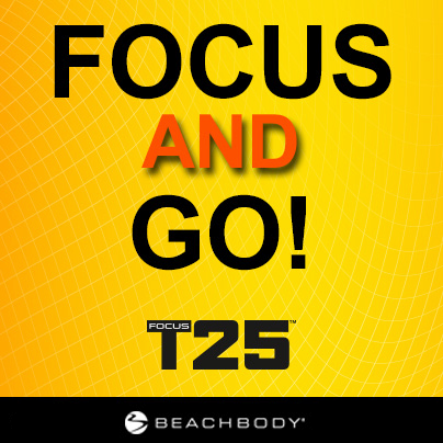 Focus and Go!