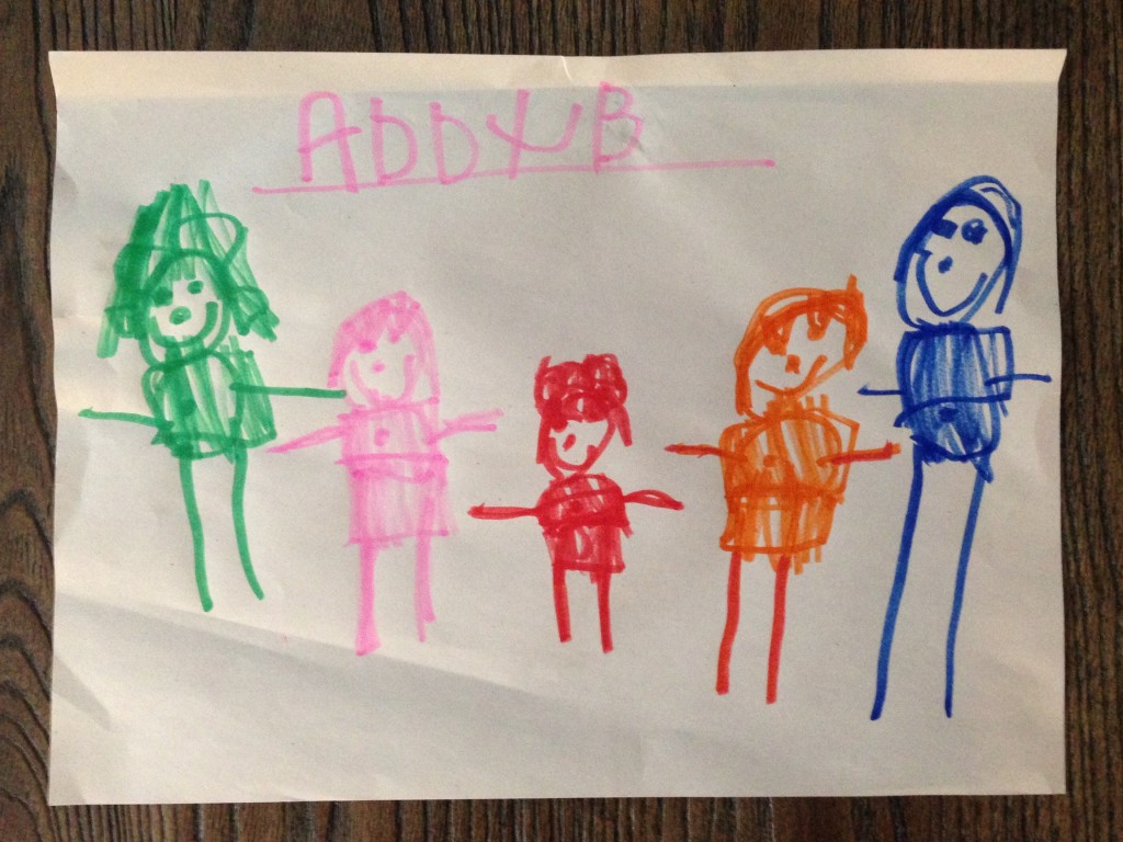 Our Family by Abby Benson