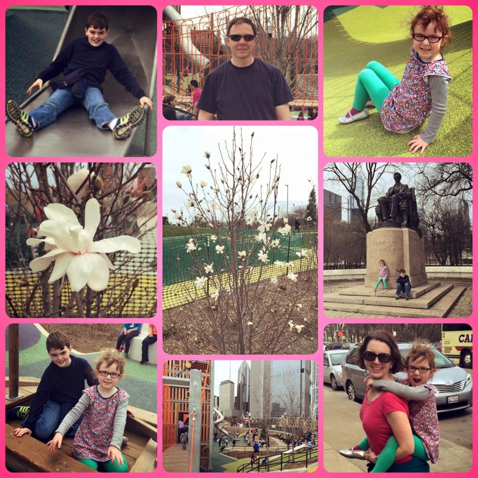 Molly Day at Maggie Daley Park 2015